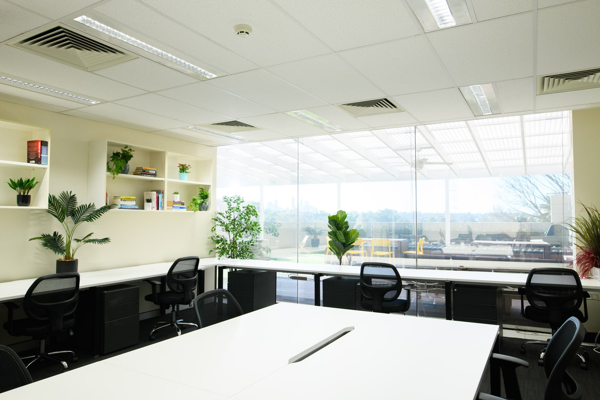 Terrace View Office, private office at WorkBee, image 1