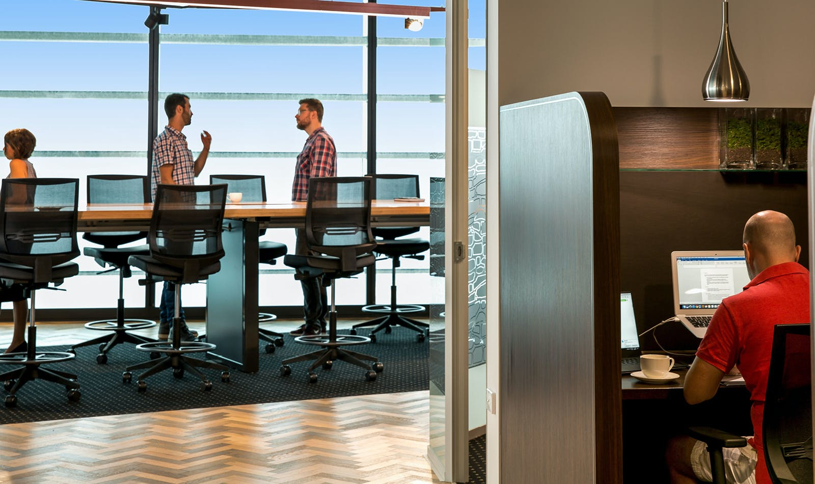 Dedicated desk at Tower One Barangaroo International Towers Sydney, image 1