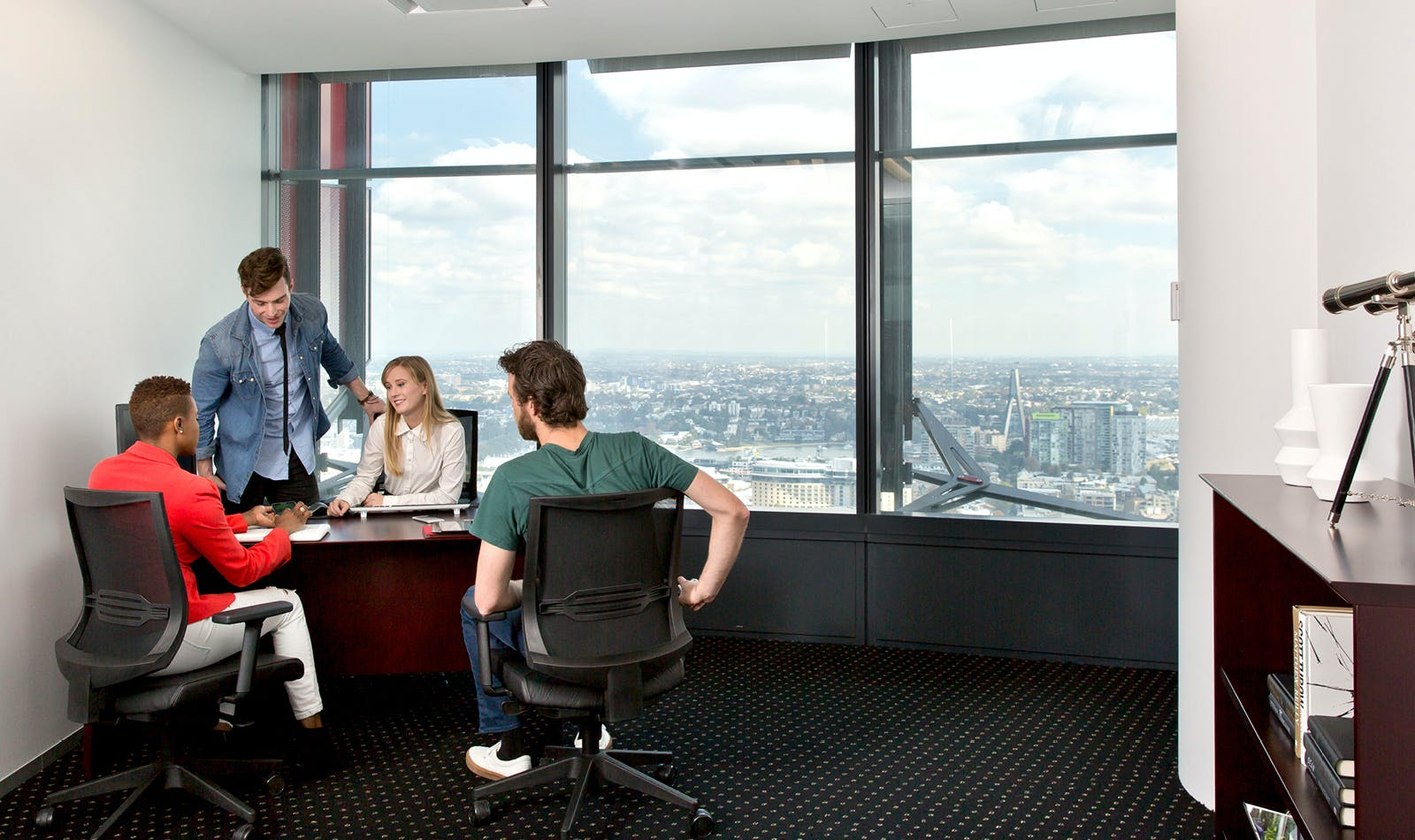 Day Suite , meeting room at Tower One Barangaroo International Towers Sydney, image 1