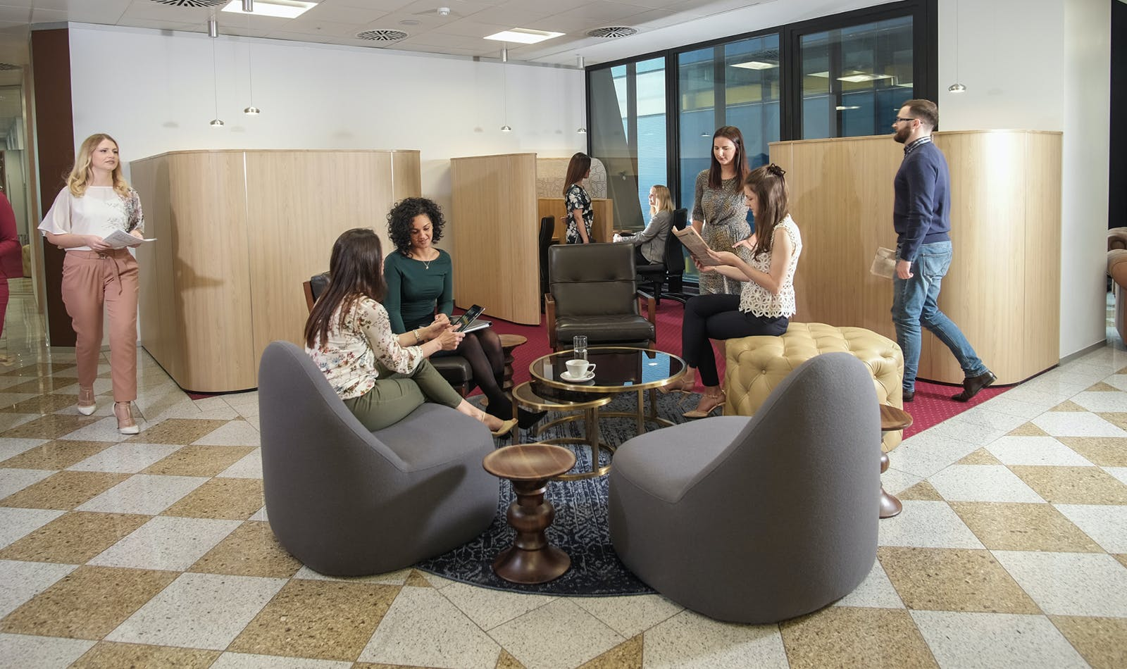 Coworking, hot desk at Westfield Tower-Bondi Junction, image 1