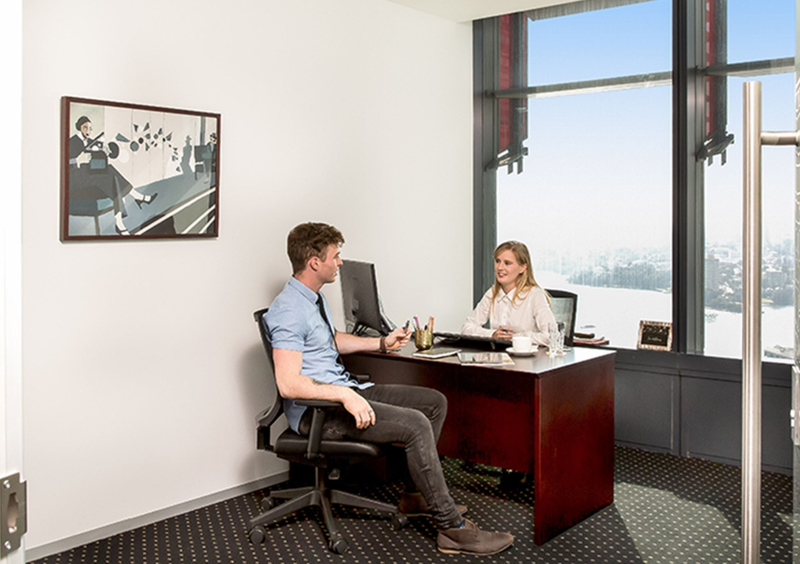 Day Suite 1, private office at Gateway, image 1