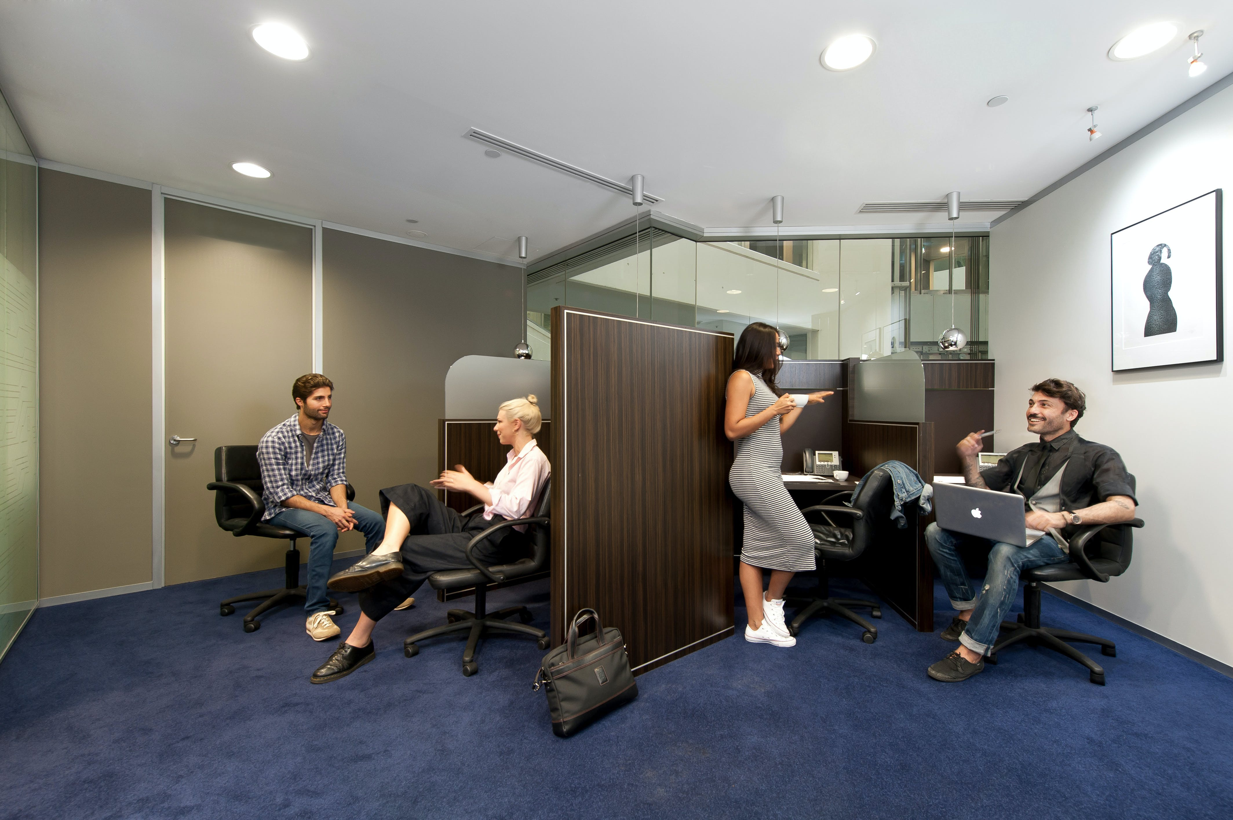 Coworking, coworking at Servcorp Reserve Bank Building, image 1