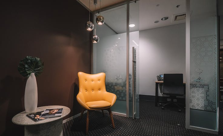 3 Person, private office at Chifley Tower, image 1