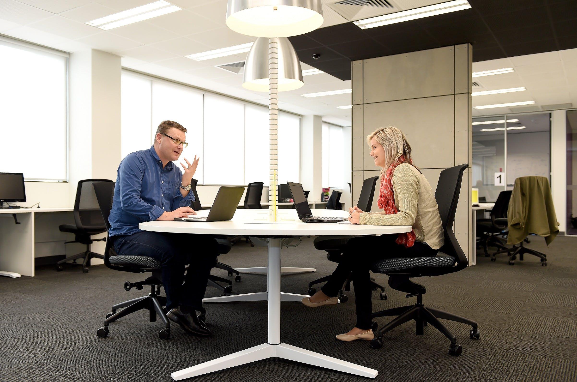 Dedicated desk at CO-HAB Tonsley, image 1