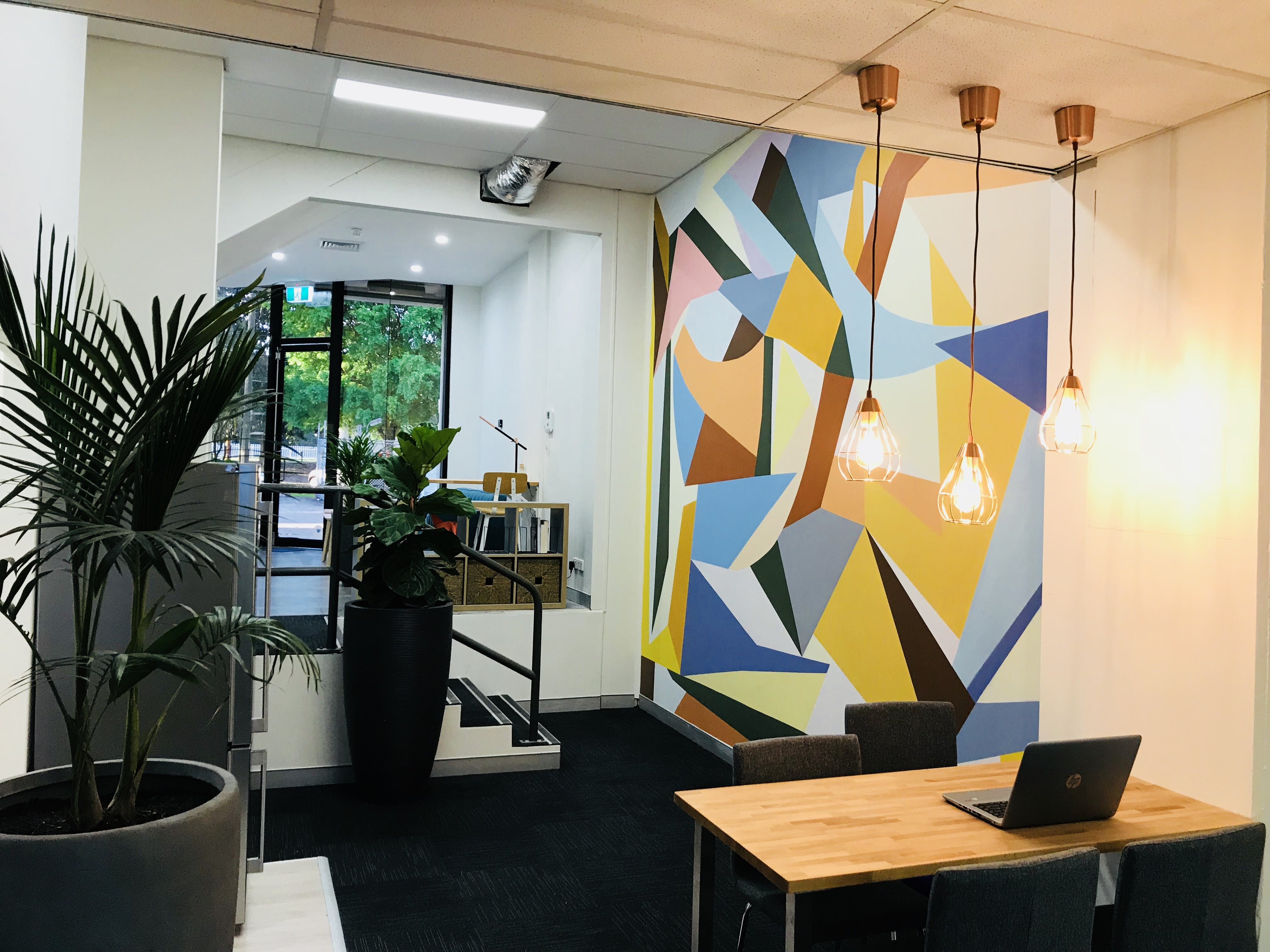 7 person Office in the heart of Alexandria , serviced office at Workit Spaces, image 1