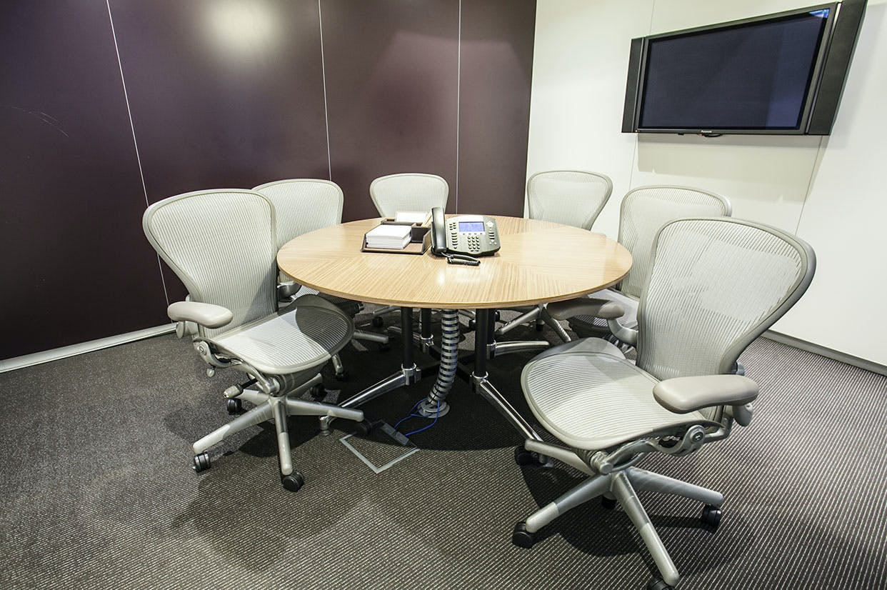Room 33E, meeting room at Australia Square, image 1