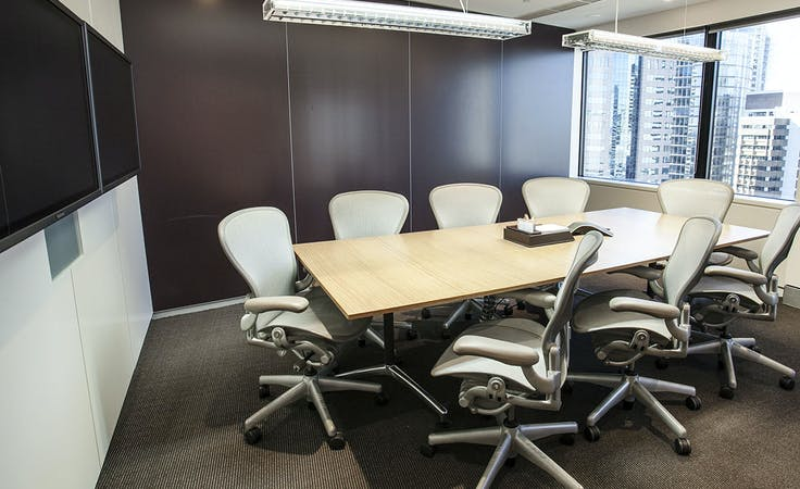 Room 33F, meeting room at Australia Square, image 1