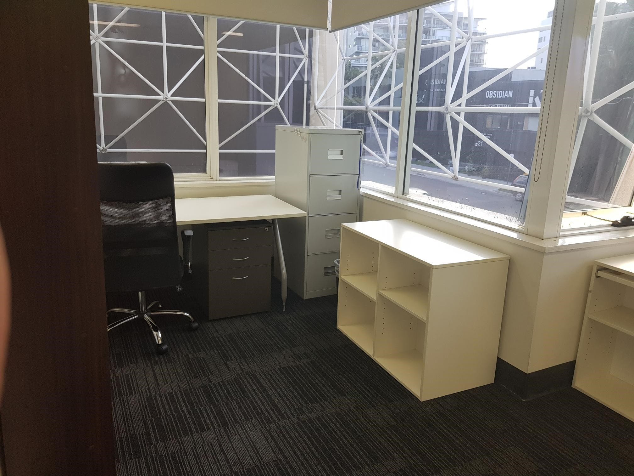 Suite 411, private office at Bluedog Business Centre, image 1