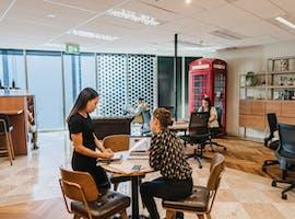 Hot desk at Deloitte Building, image 1
