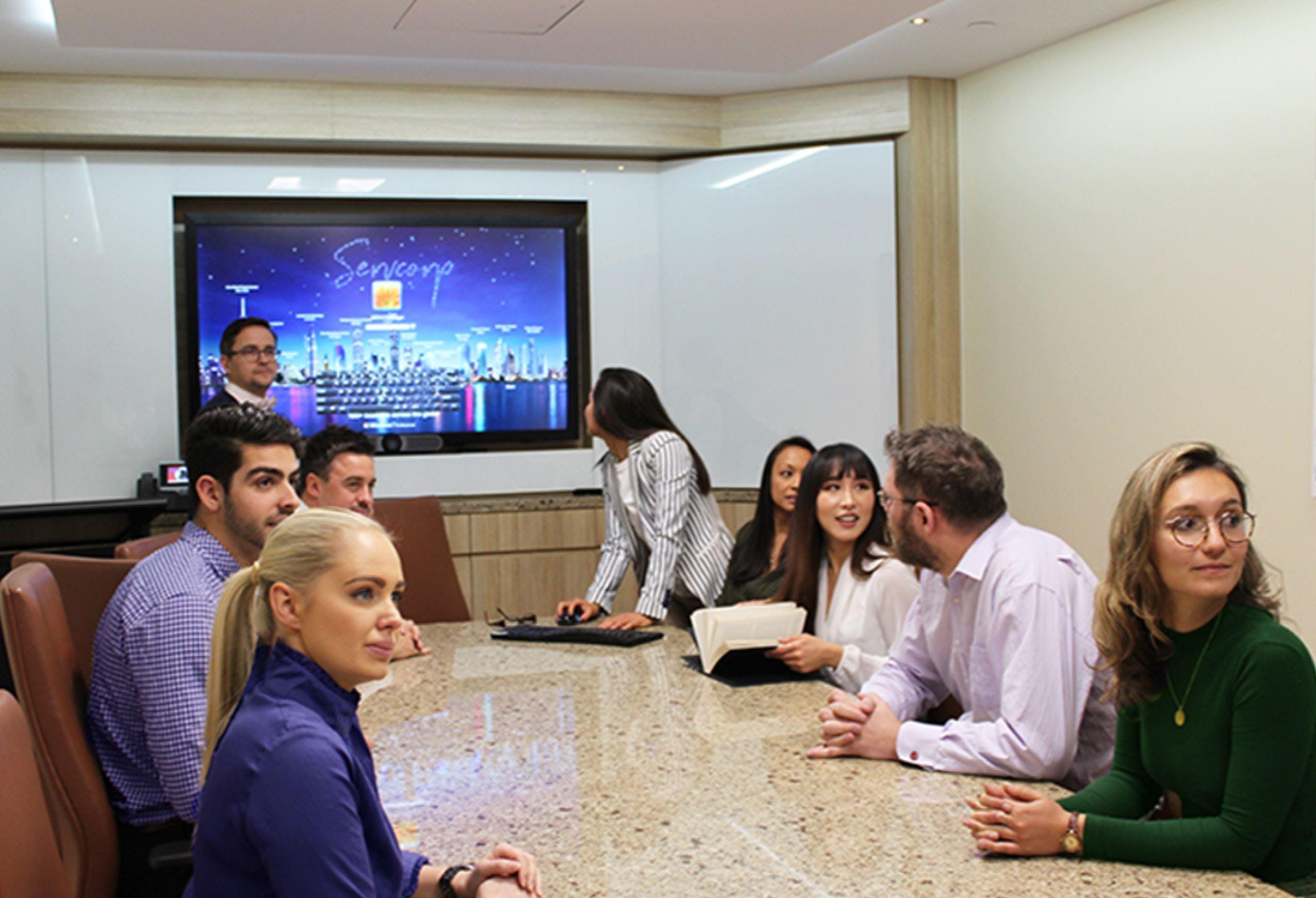 Premium Boardroom , meeting room at Deloitte Building, image 1