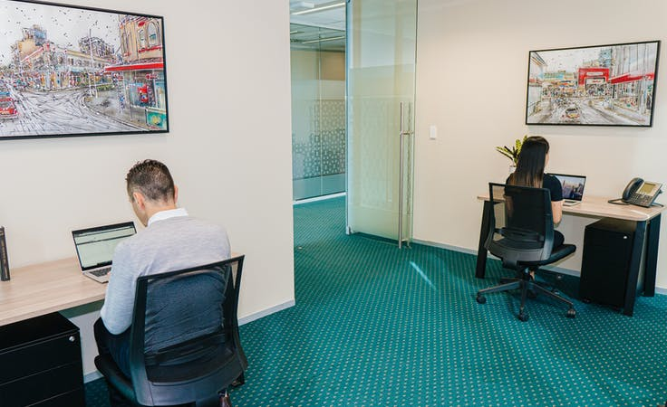 Coworking at Deloitte Building, image 7