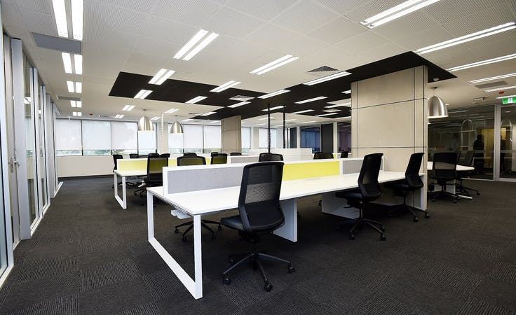 Studio Office for 4, private office at CO-HAB Tonsley, image 3