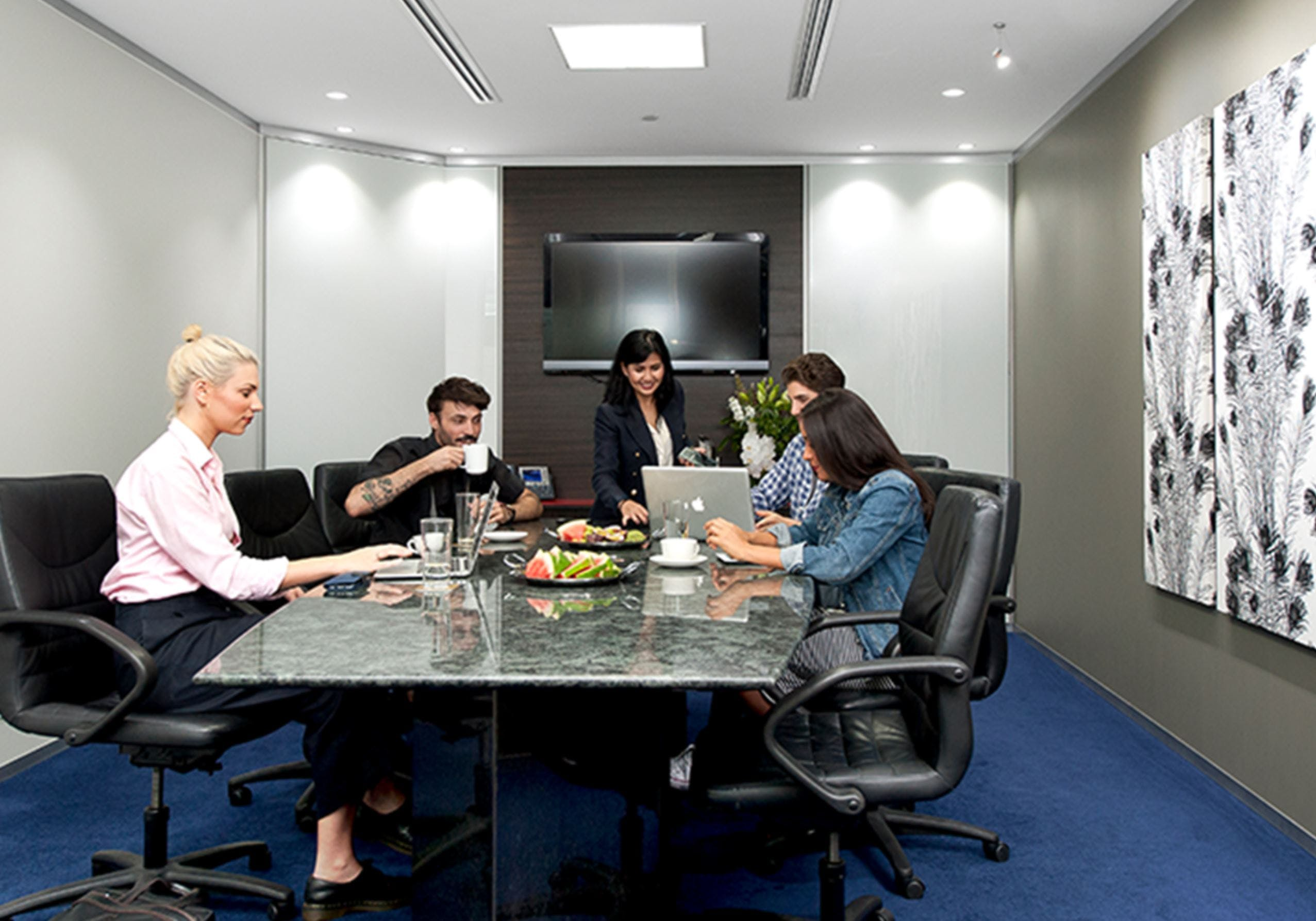 Premium Boardroom, meeting room at Octagon Building, image 1