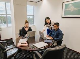 4 Person, meeting room at Avaya House, image 1