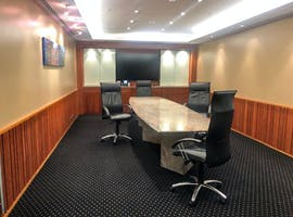 Premium Boardroom for 14, meeting room at Nexus Norwest, image 1