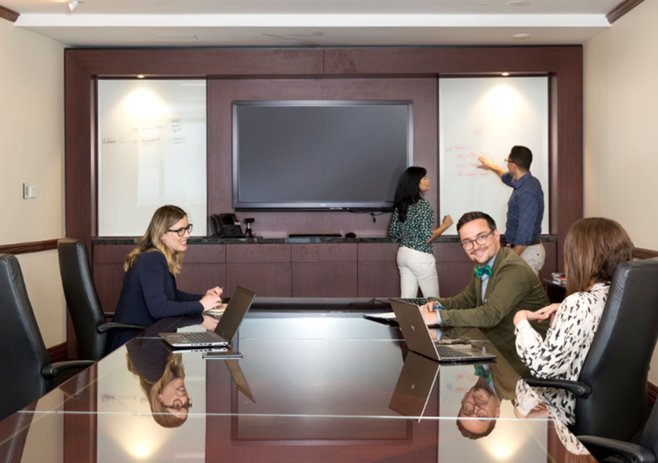 Premium Boardroom , meeting room at Nexus Norwest, image 1