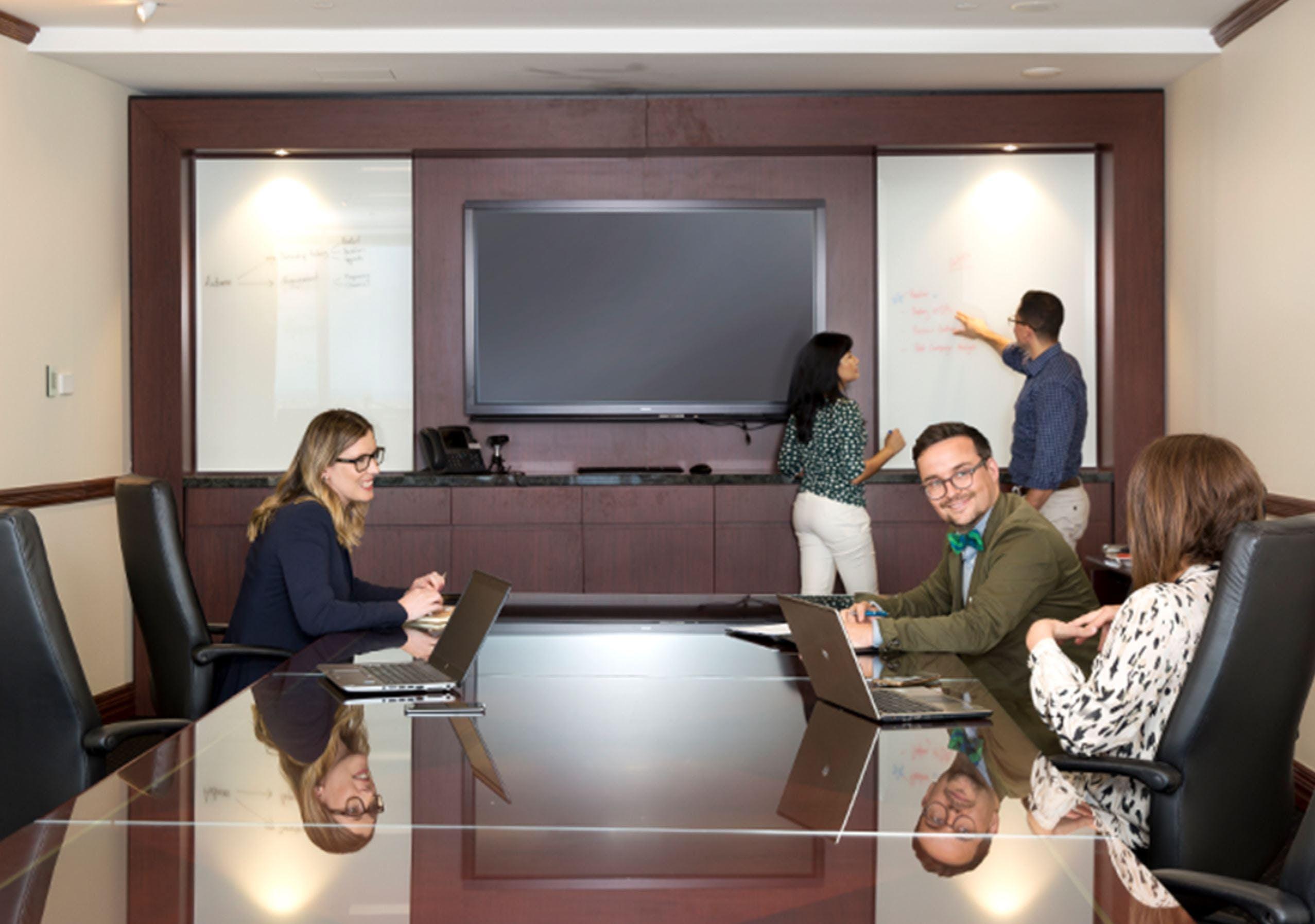 Premium Boardroom, meeting room at Nexus Norwest, image 1