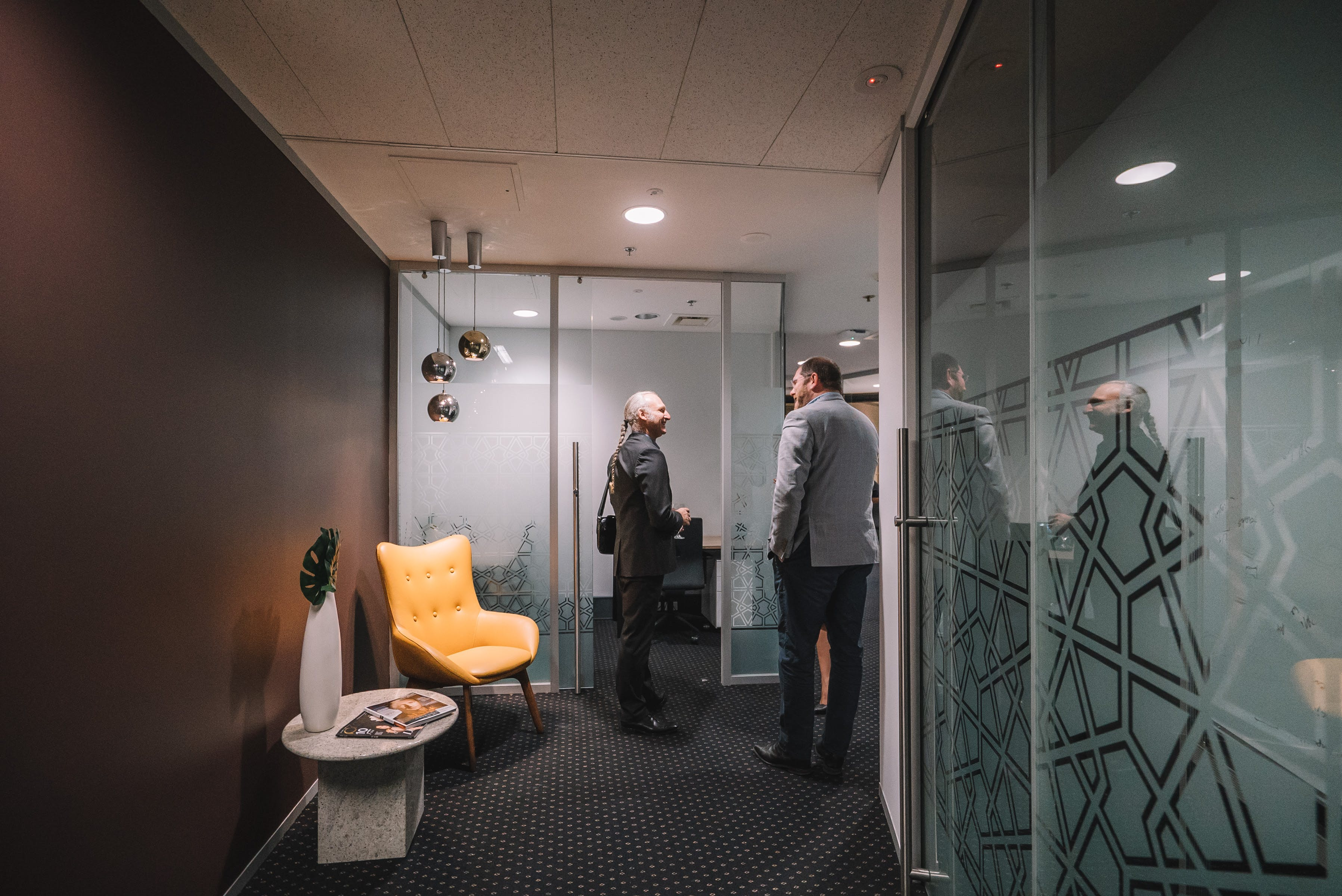 Private Office for 3, private office at The Realm, image 9