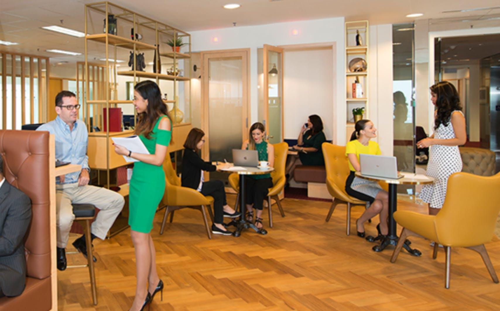 Hot Desk, coworking at Nishi, image 4