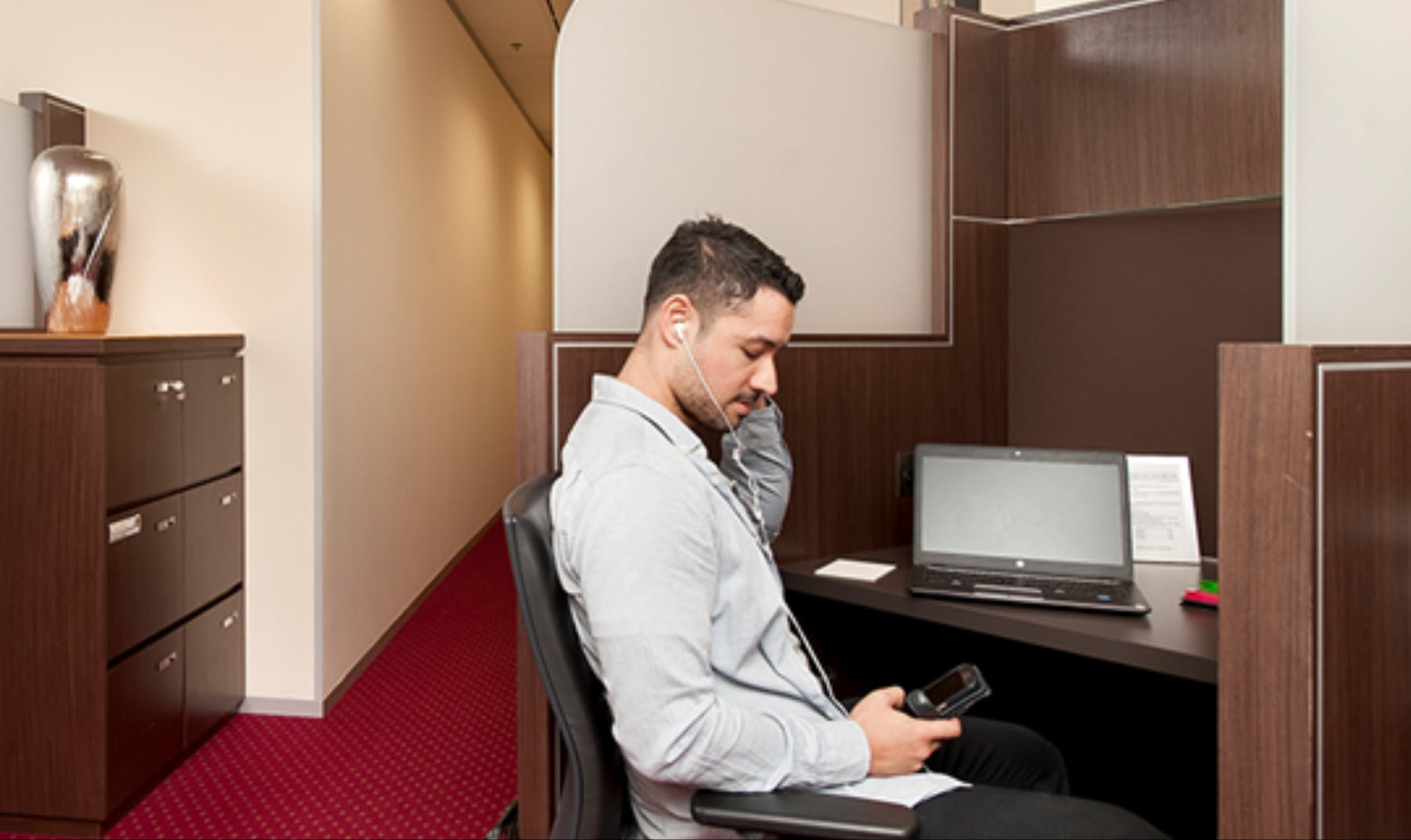 Dedicated desk at Nishi, image 1