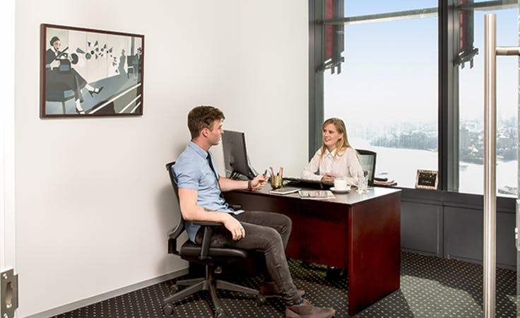 4 person, meeting room at Nishi, image 1
