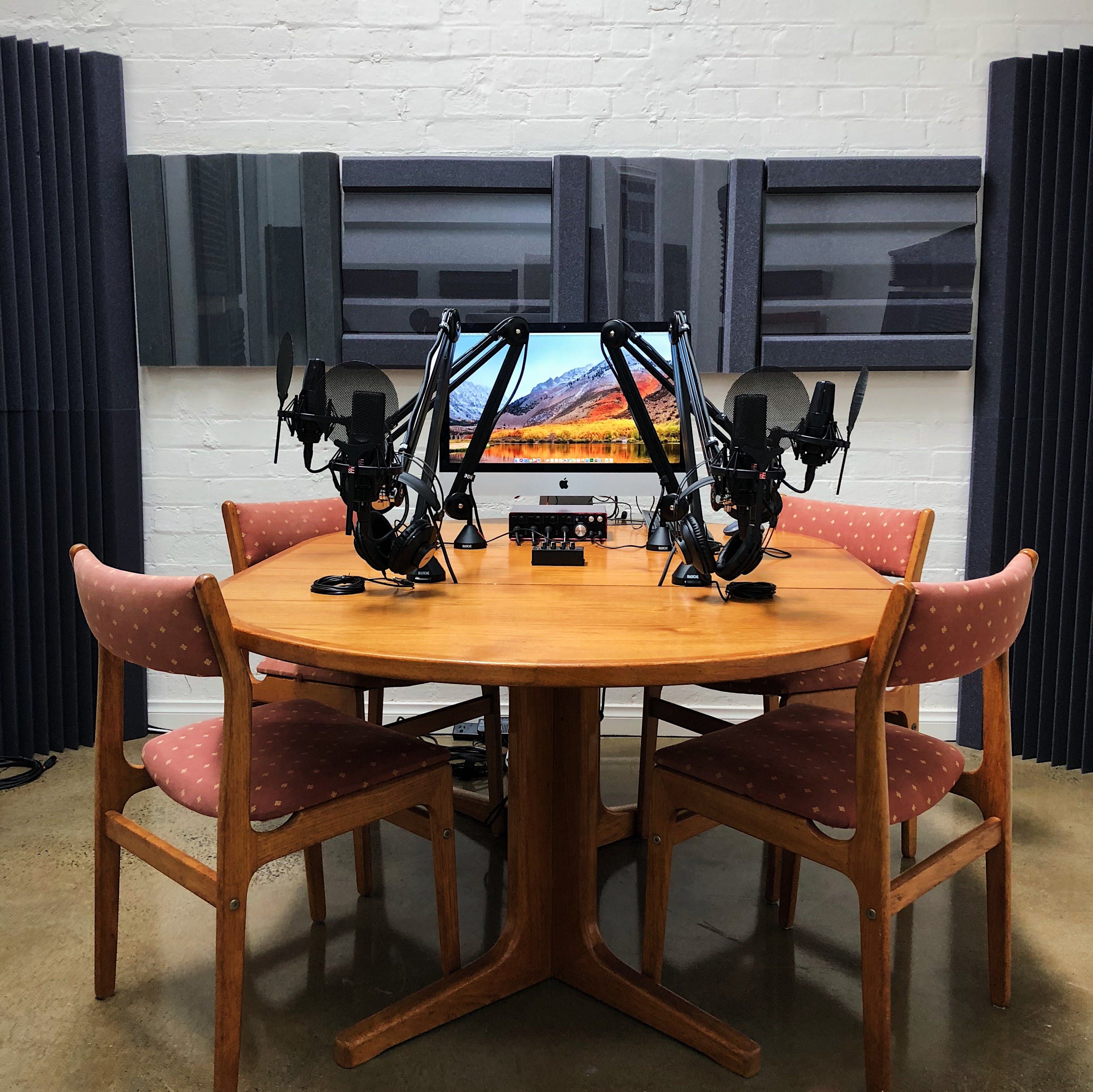 Podcast Studio, creative studio at Balloon Tree Productions, image 1