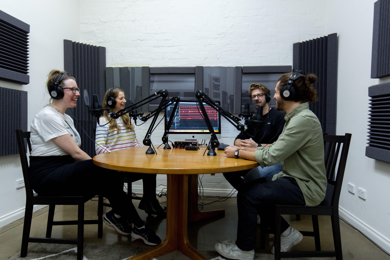 Podcast Studio, creative studio at Balloon Tree Productions, image 1