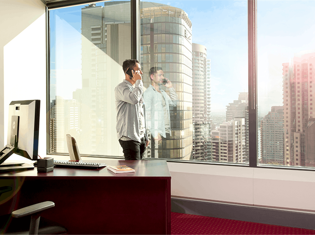 Day Suite with views to inspire, meeting room at 140 William Street, image 1