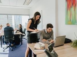 Coworking at Brookfield Place, image 1