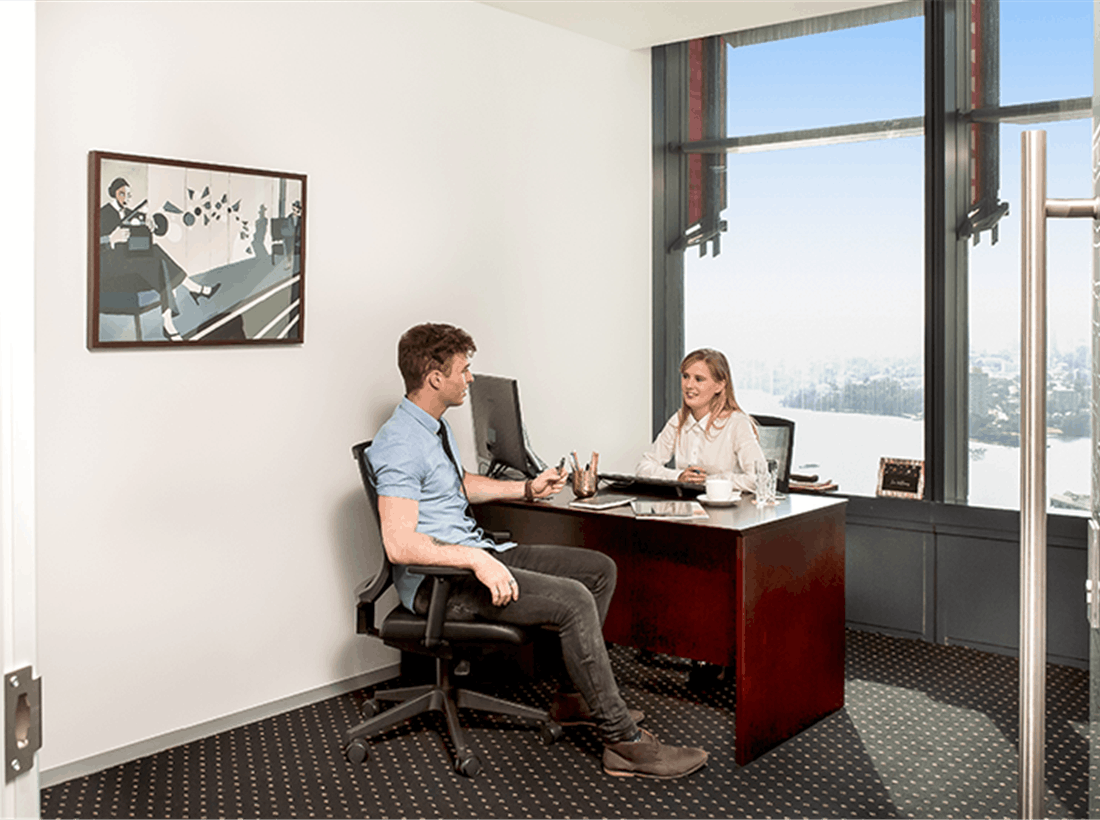 Day Suite with views to inspire, private office at Servcorp Southbank Riverside, image 1