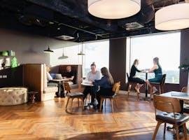 Hot desk at Westpac House, image 1