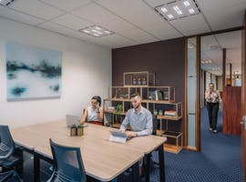 3 Person, private office at Riparian Plaza, image 1