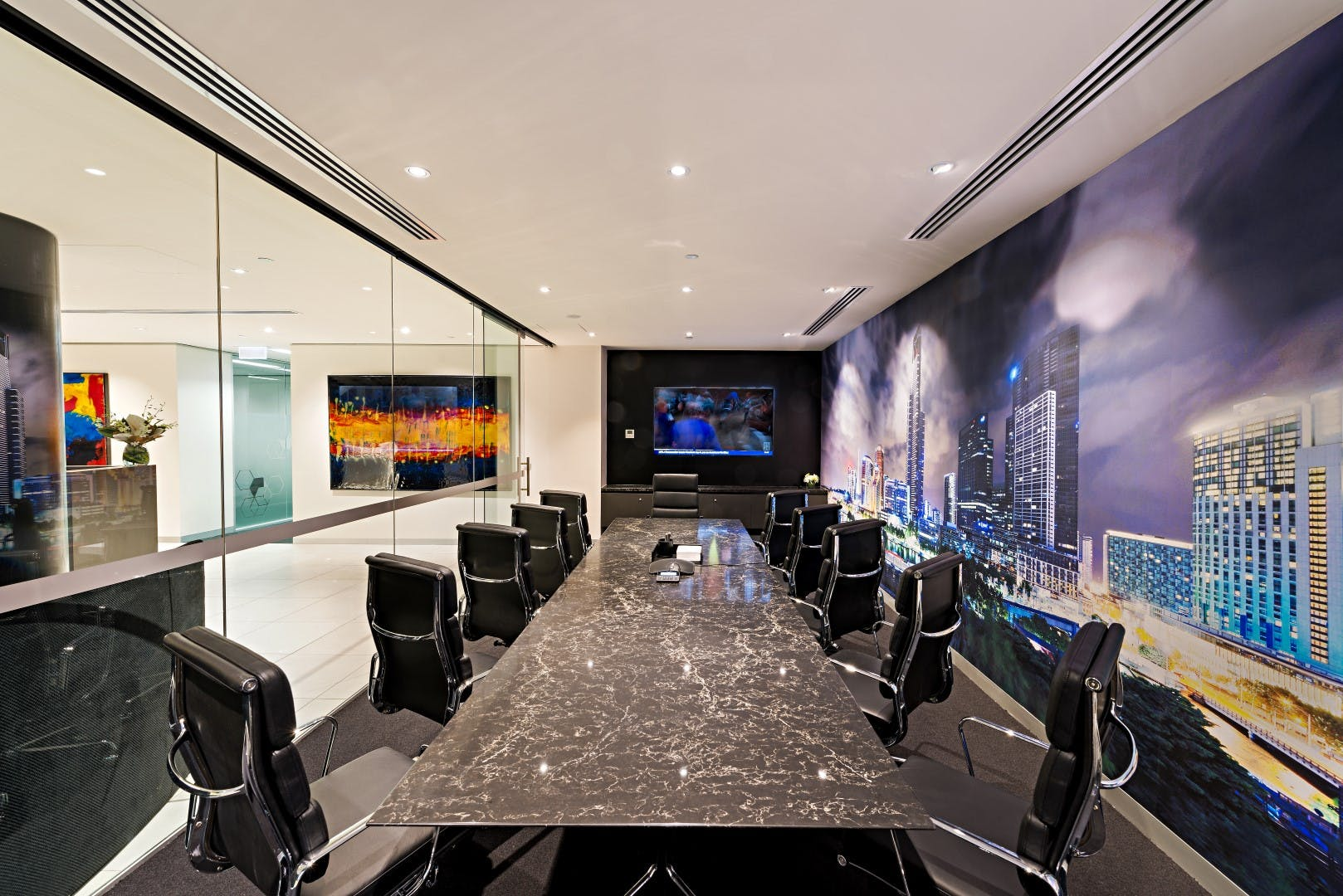 Medusa, meeting room at Victory Offices | Victory Tower Meeting Rooms, image 1