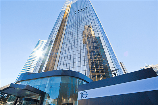 Premium Day Suite with views to inspire, private office at 10 Eagle Street, image 2