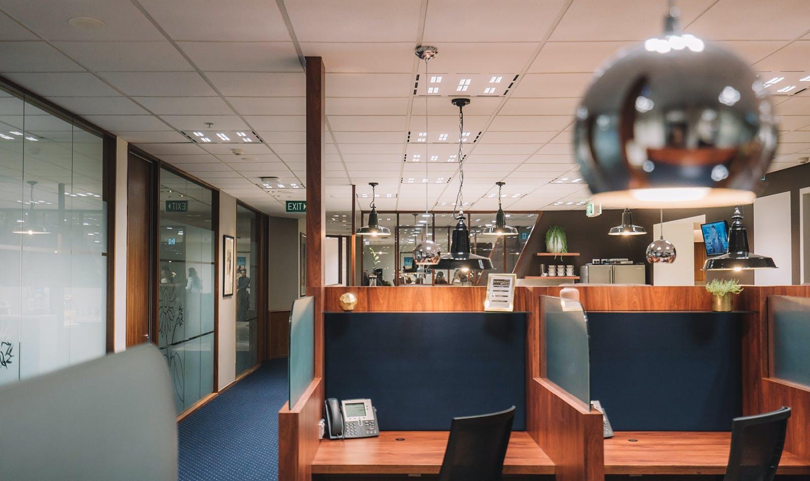 Business Lounge Hot Desk, hot desk at Santos Place, image 1