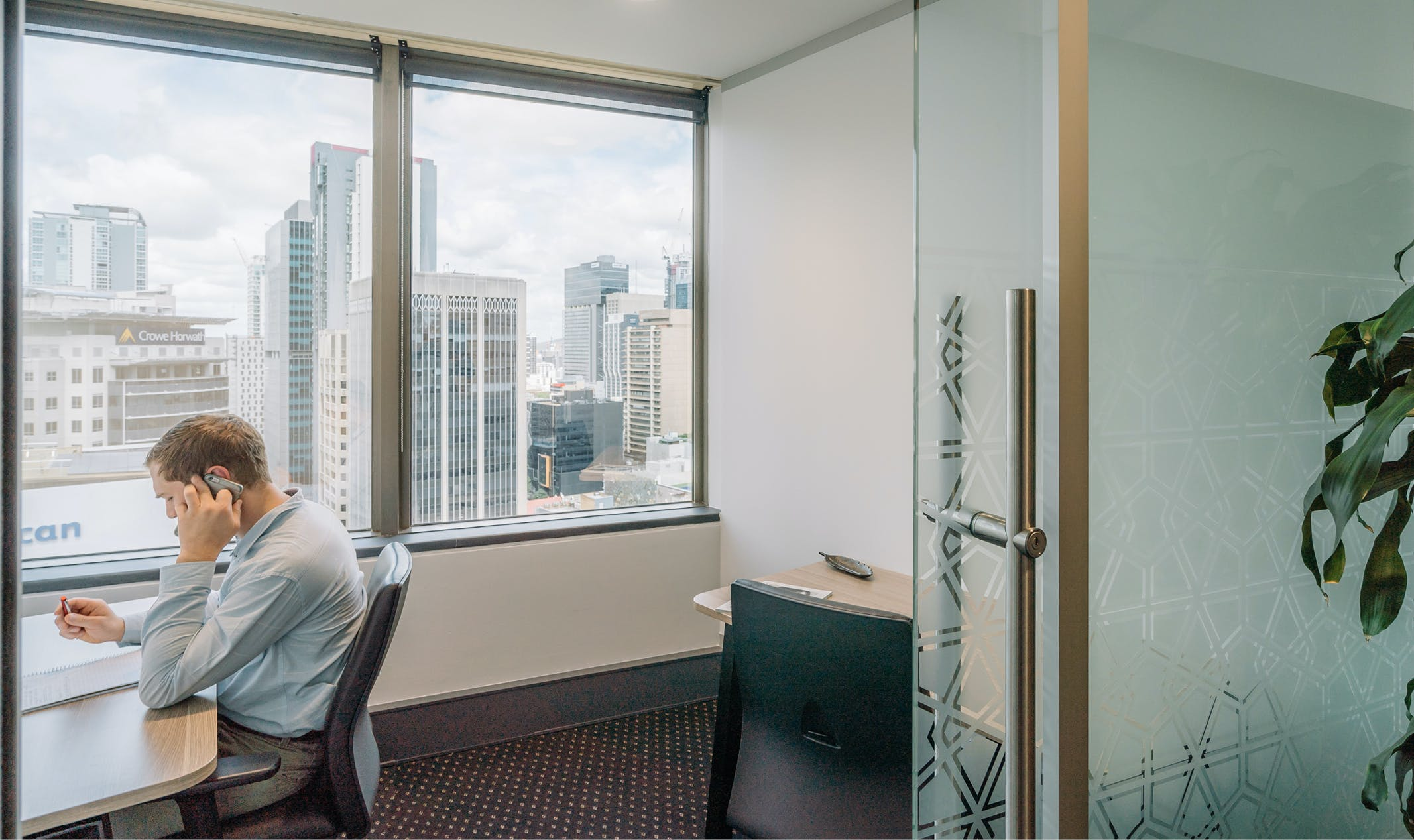 Furnished Private Office for the day, private office at Santos Place, image 1