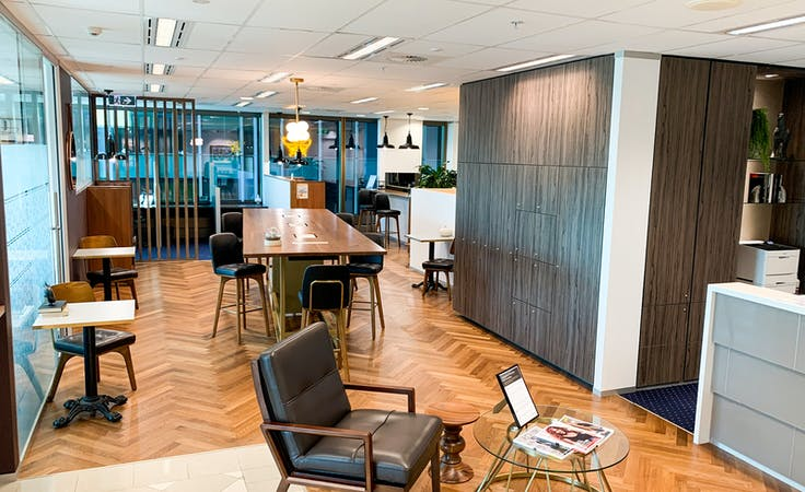 Coworking at Santos Place, image 1