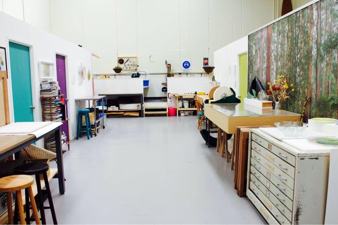 Studio D, creative studio at 1000 Degrees Studios, image 1
