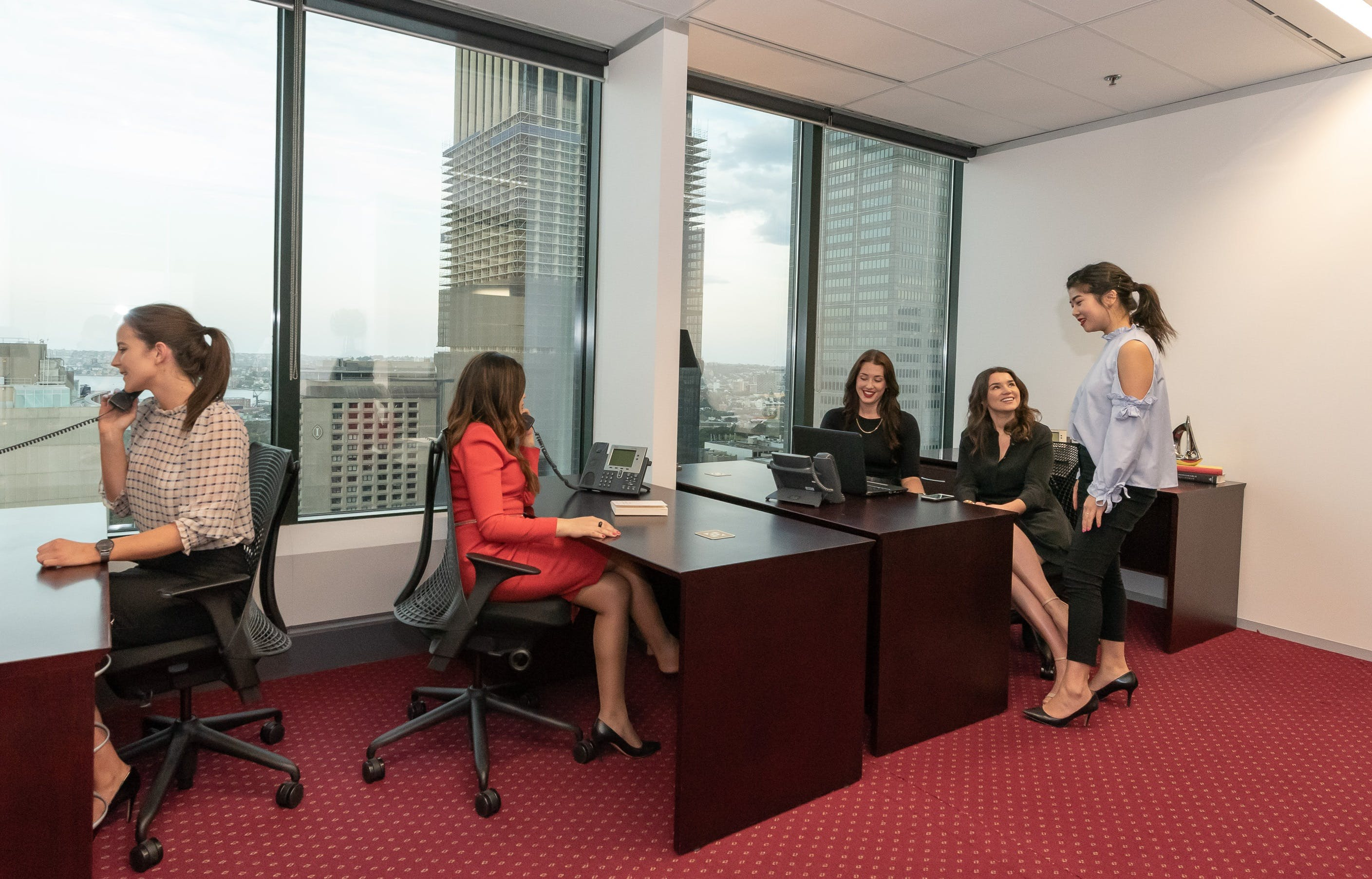 15 person , serviced office at 101 Collins Street, image 14