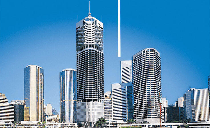 2-person office located in the heart of Brisbane's CBD, serviced office at Riparian Plaza, image 2