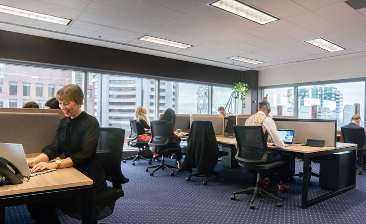 Executive 2 person , serviced office at 101 Collins Street, image 5