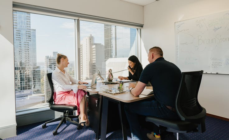 Executive 2 person , serviced office at 101 Collins Street, image 1
