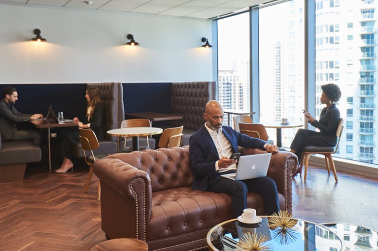 Private office at Brookfield Place, image 1
