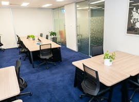 Modern 2-person, serviced office at Servcorp Southbank Riverside, image 1