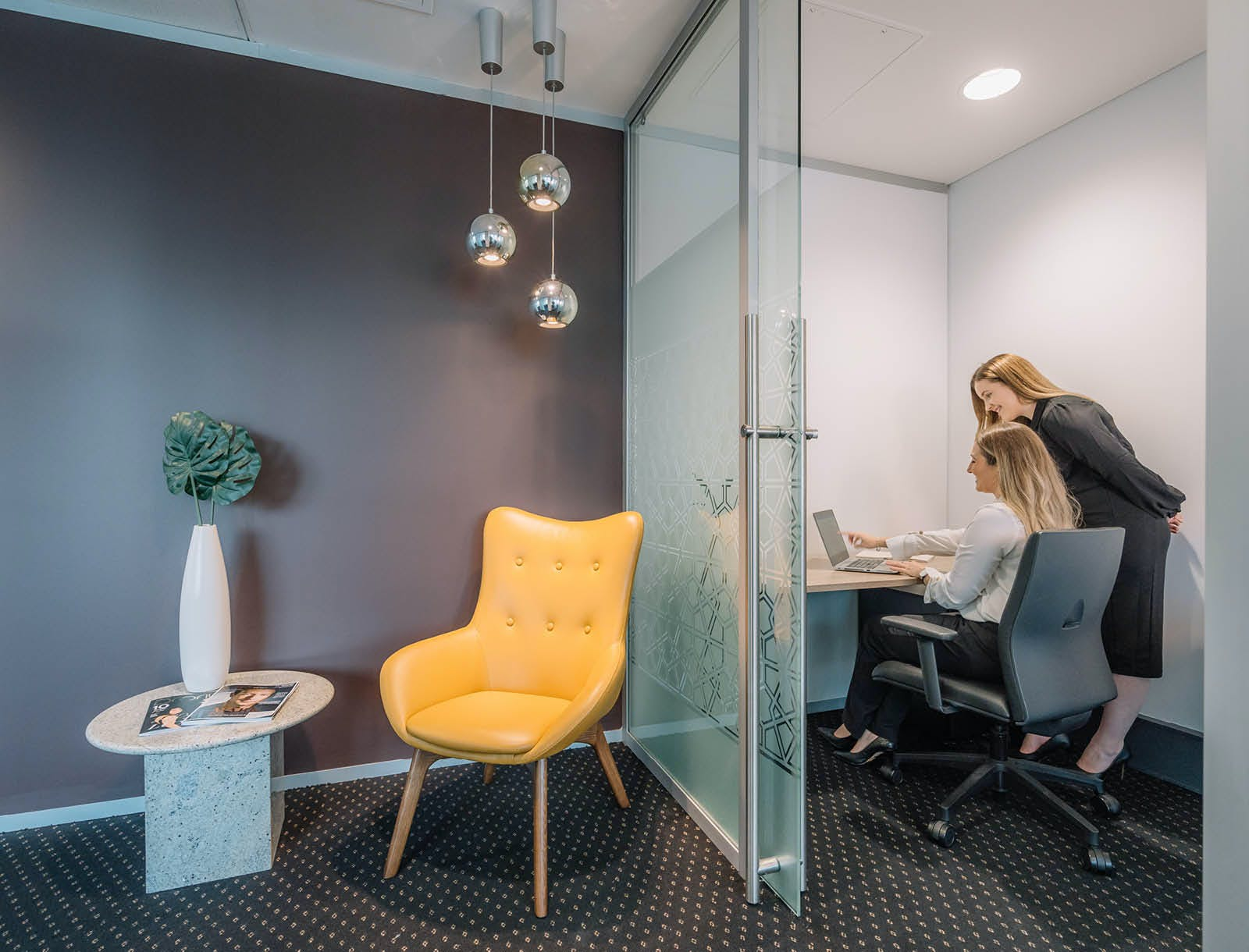 4-person Workspace with Brisbane CBD Views, serviced office at 10 Eagle Street, image 3
