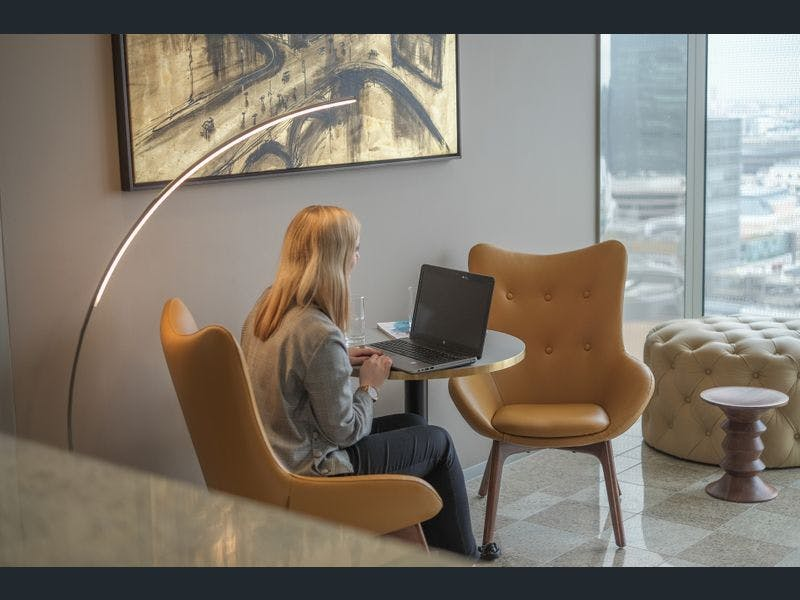 4-person Workspace with Brisbane CBD Views, serviced office at 10 Eagle Street, image 5