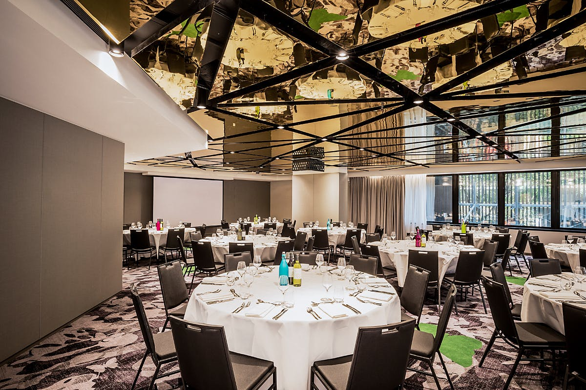 The Pod, function room at Capri by Fraser, Brisbane, image 1
