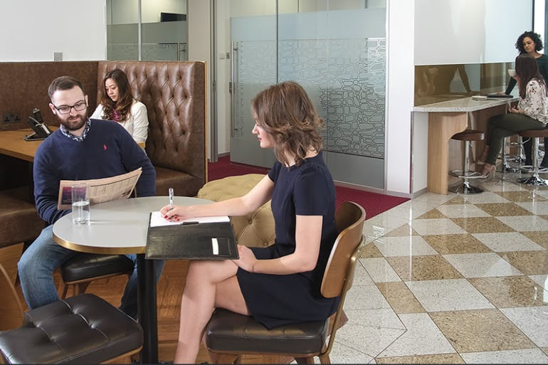 Private office at Octagon Building, image 1