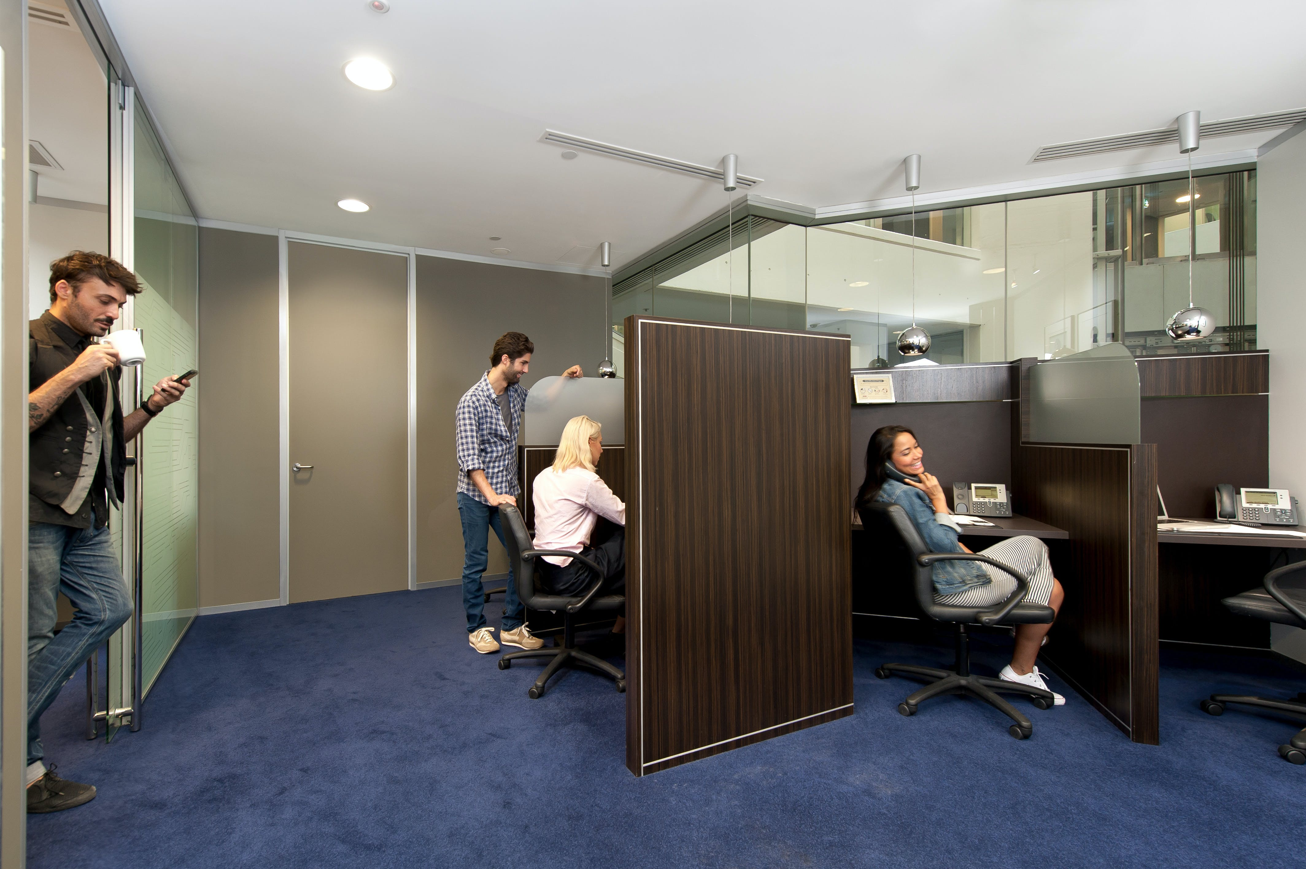 2 person , serviced office at Servcorp Reserve Bank Building, image 3
