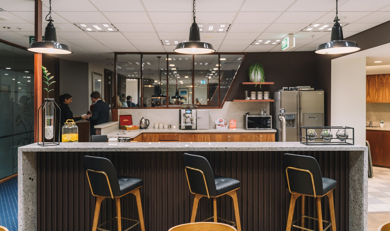 Modern 8-person private workspace in the heart of North Sydney, serviced office at Miller Street, image 9